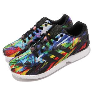 Adidas Zx Flux Rainbow Mens