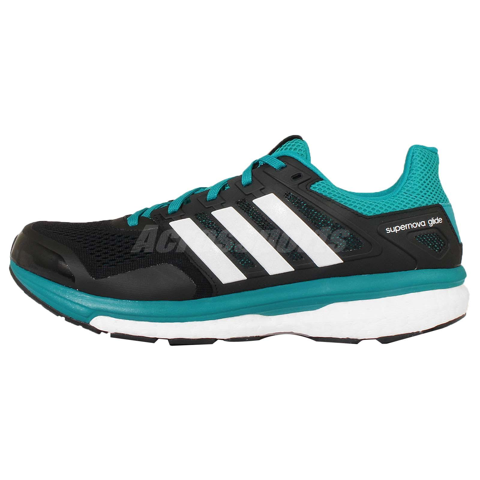 adidas supernova glide 8 m viii mens cushion running shoes sneakers pick 1 ebay. Black Bedroom Furniture Sets. Home Design Ideas