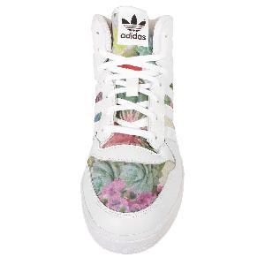 Adidas Originals M Attitude Revive W White Flower Womens Casual Shoes AQ3086