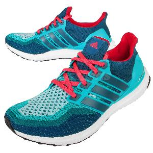 Adidas Ultra Boost Teal Red