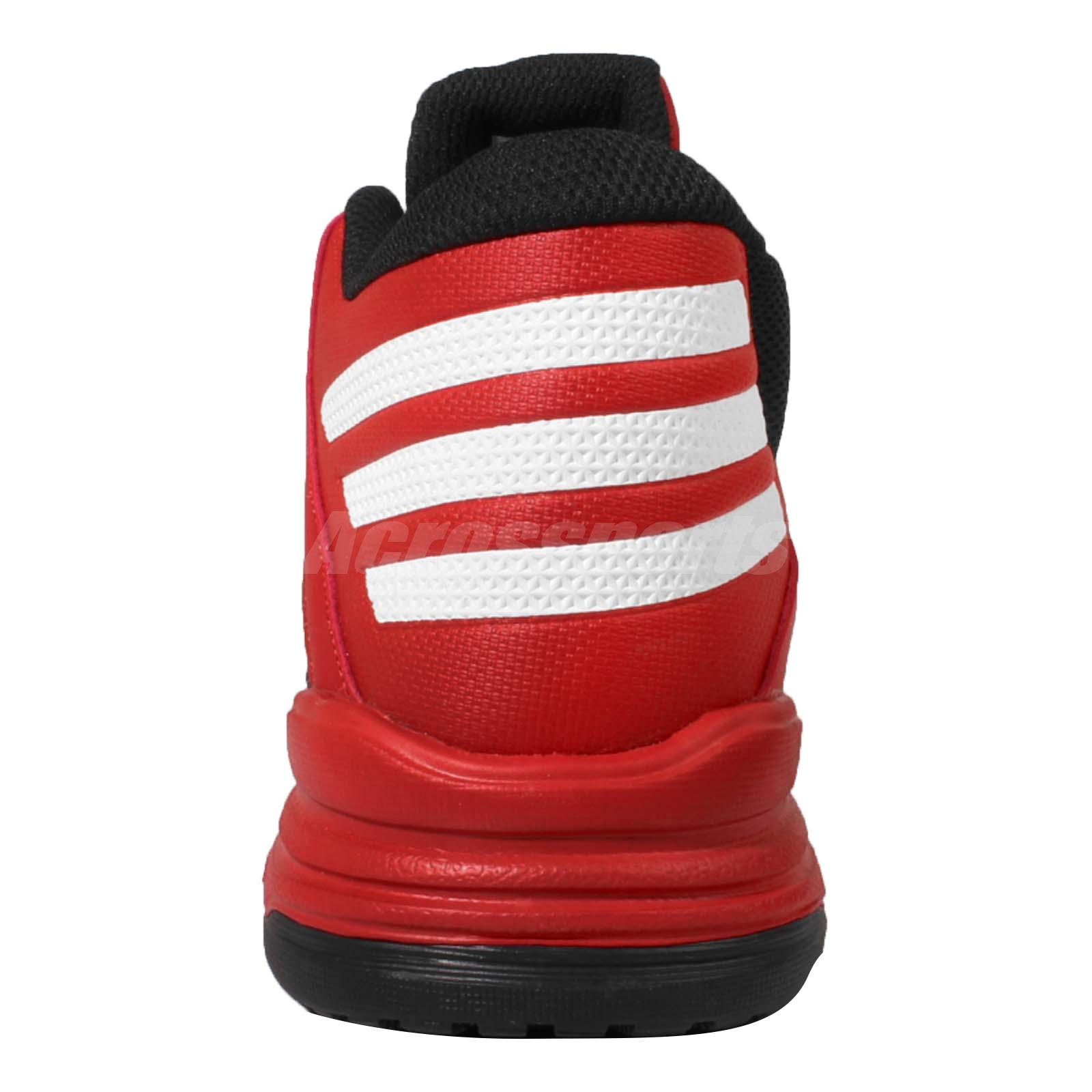 adidas basketball shoes red