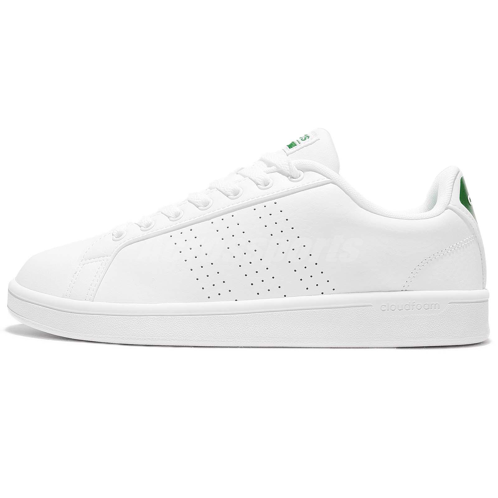 men's adidas neo cloudfoam advantage clean low shoes