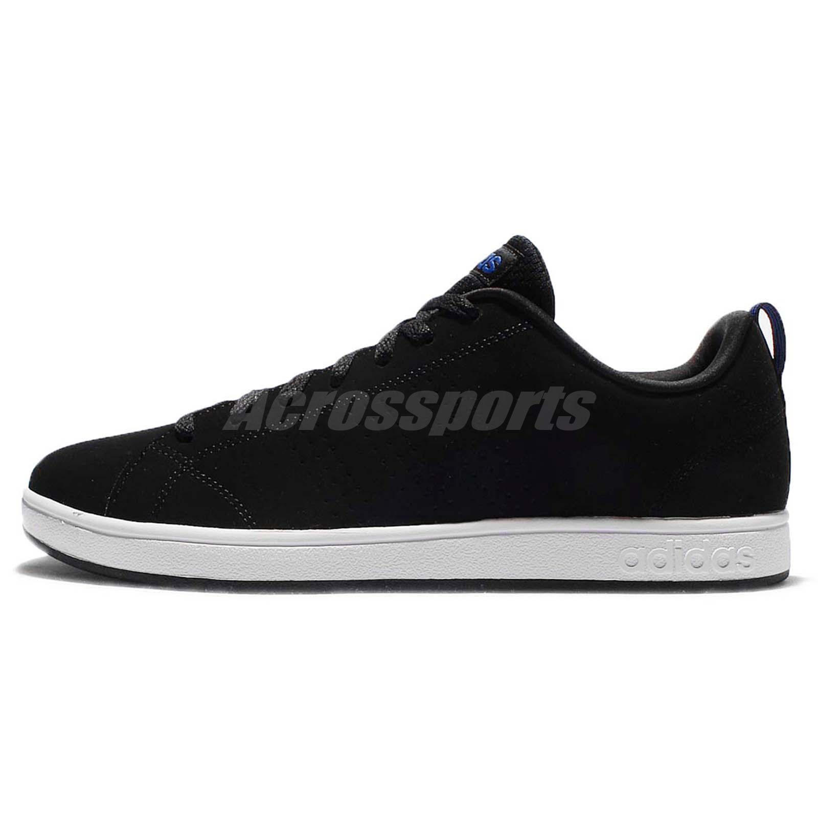 adidas Neo Label Advantage Clean VS Black White Mens Casual Shoes Sneaker AW4697