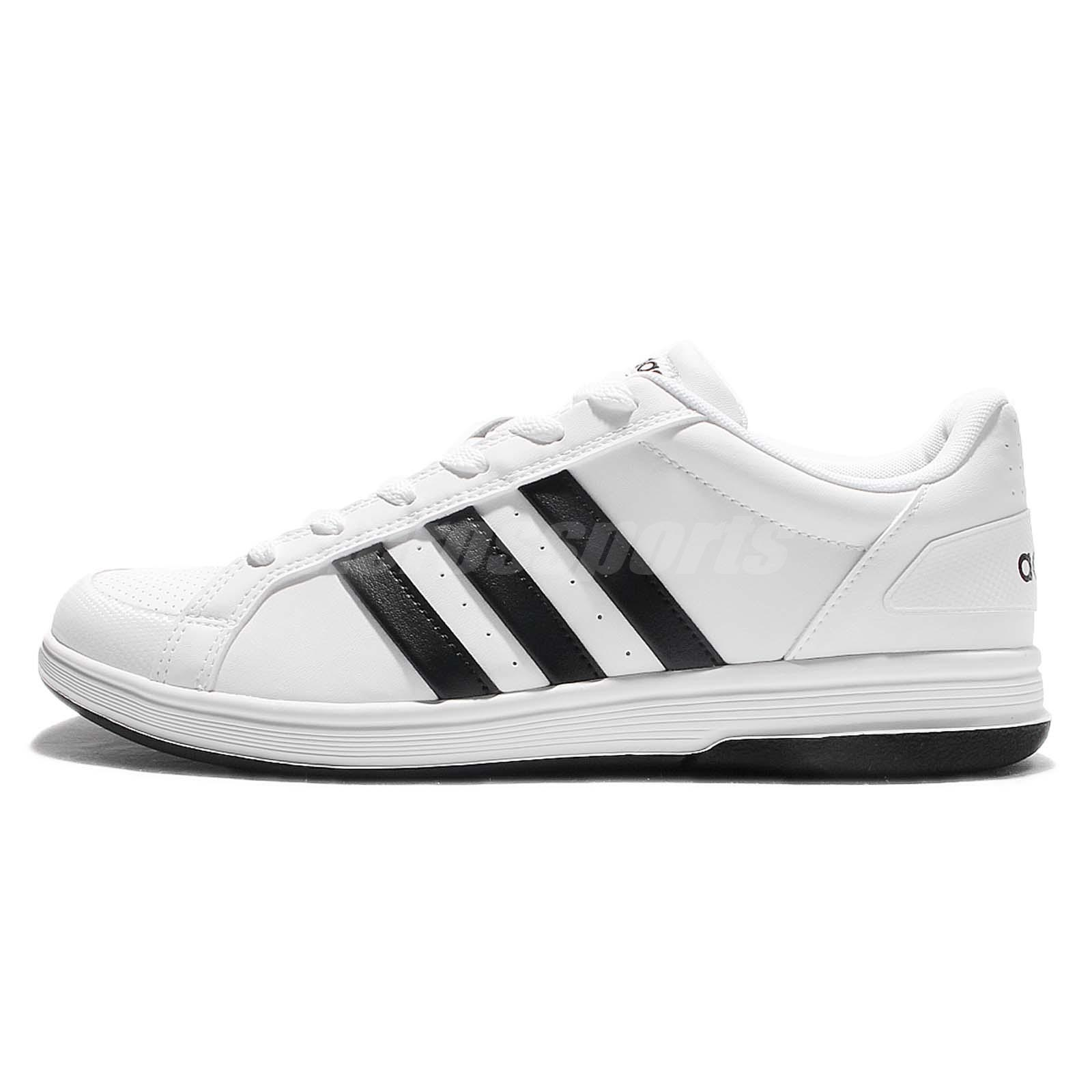 adidas oracle vii white black men casual tennis shoes. Black Bedroom Furniture Sets. Home Design Ideas
