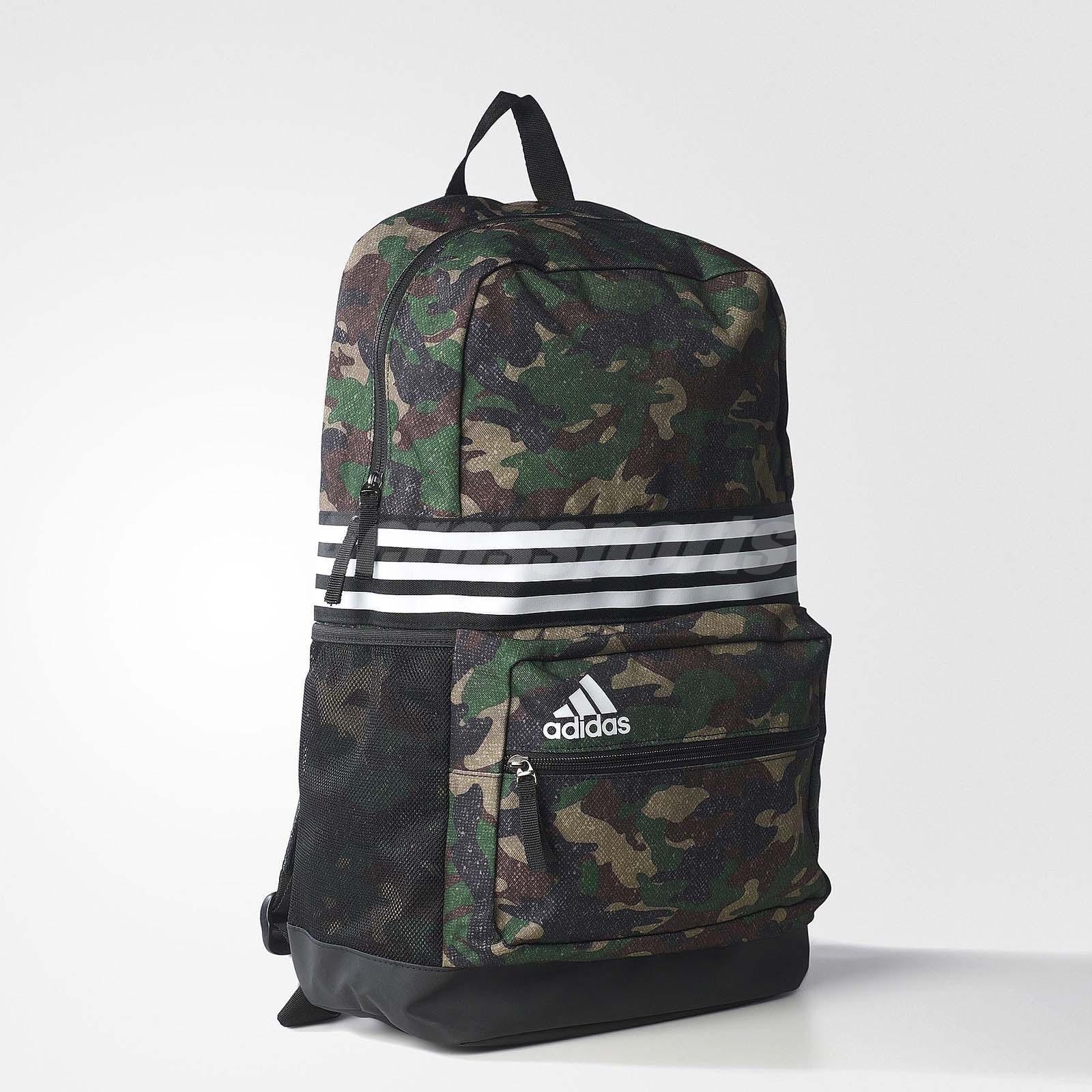 adidas backpack camo