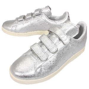 adidas originals stan smith zilver