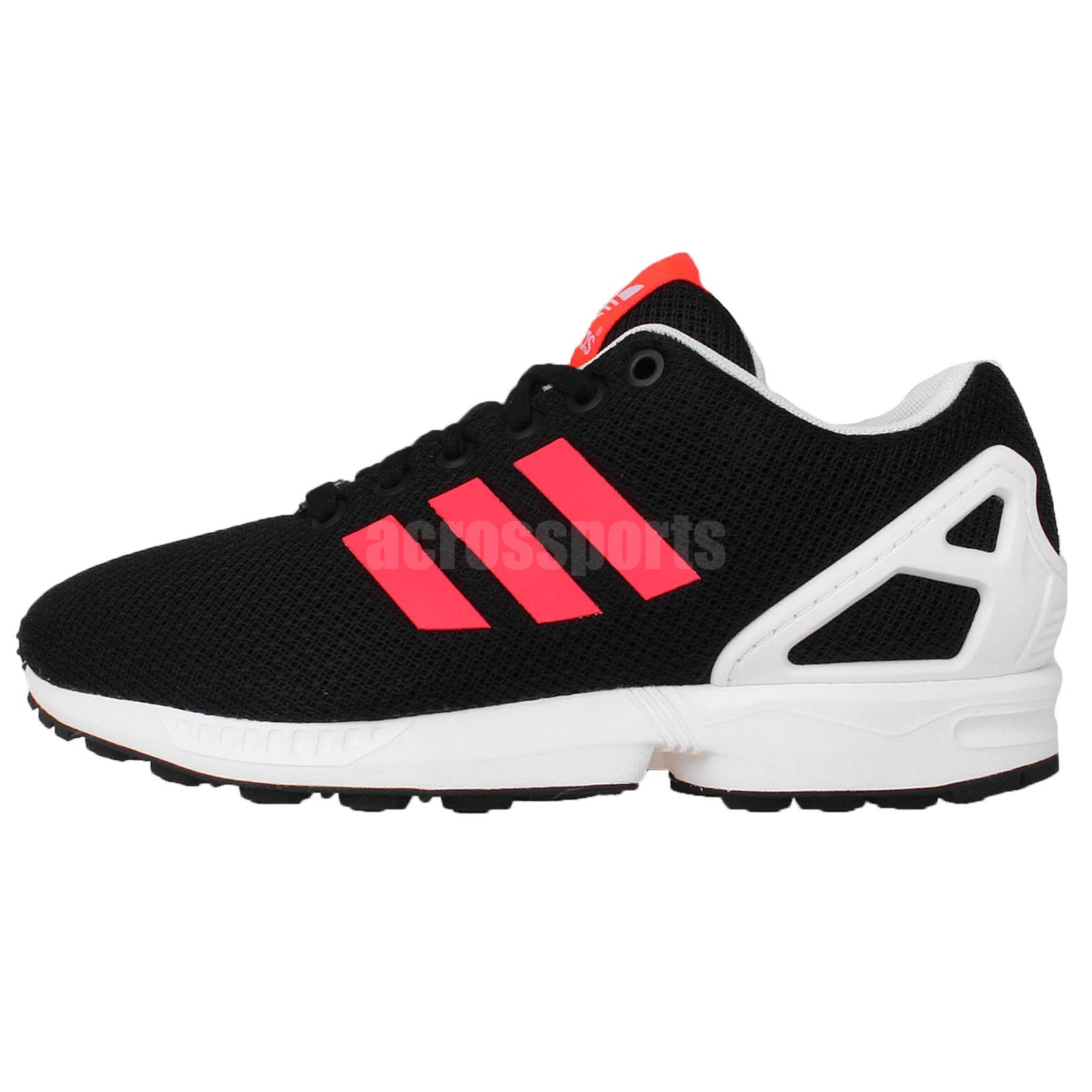 Adidas Flux Pink And White