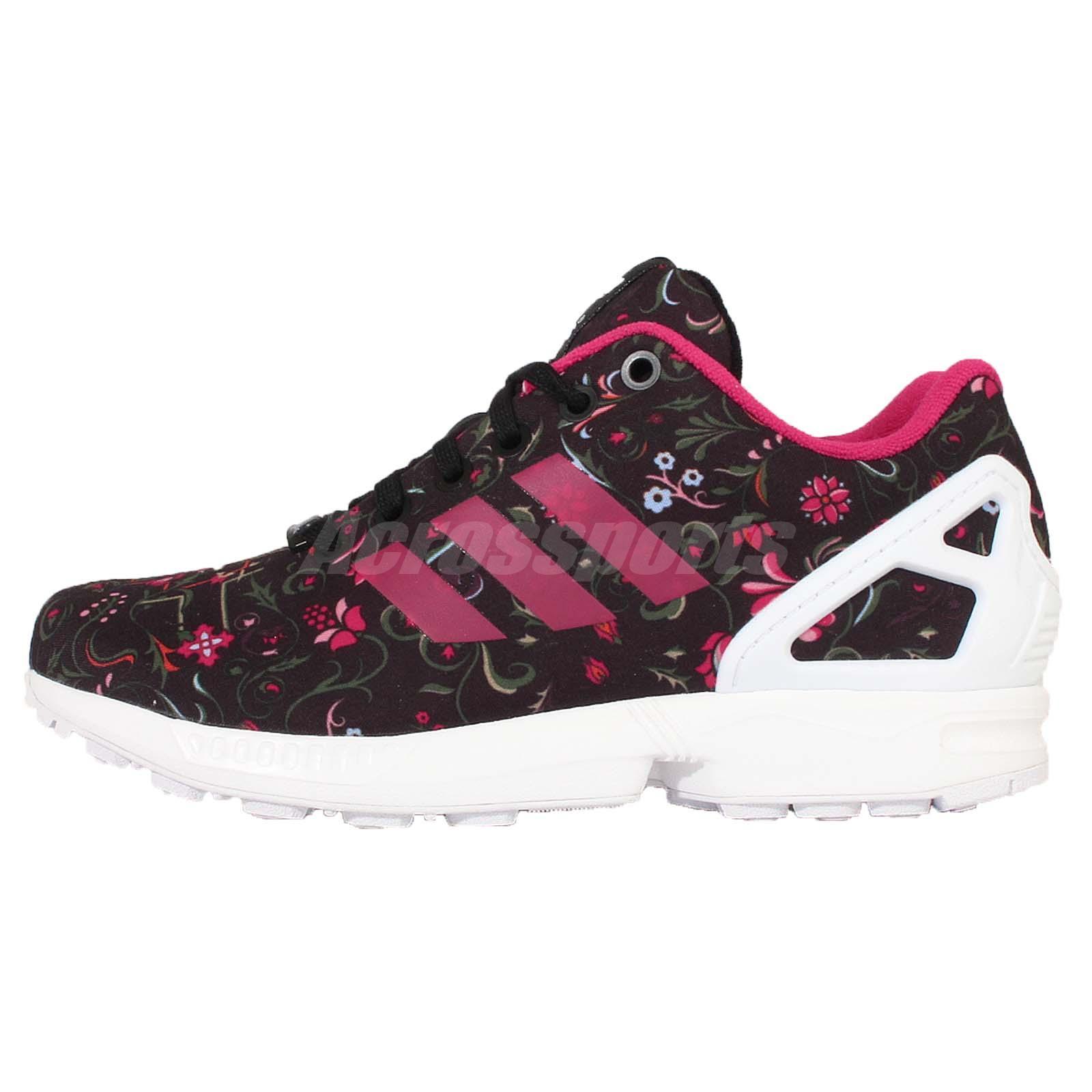 Adidas Flux Floral Pink