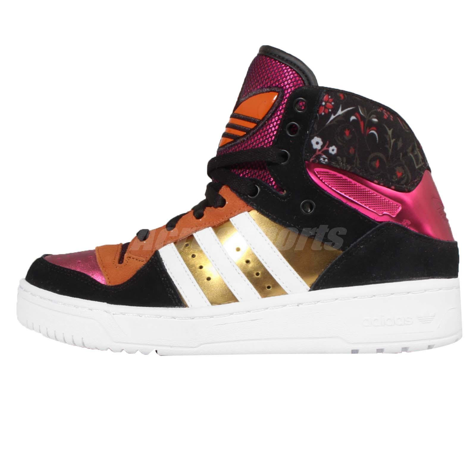 Adidas Rose Flower Shoes