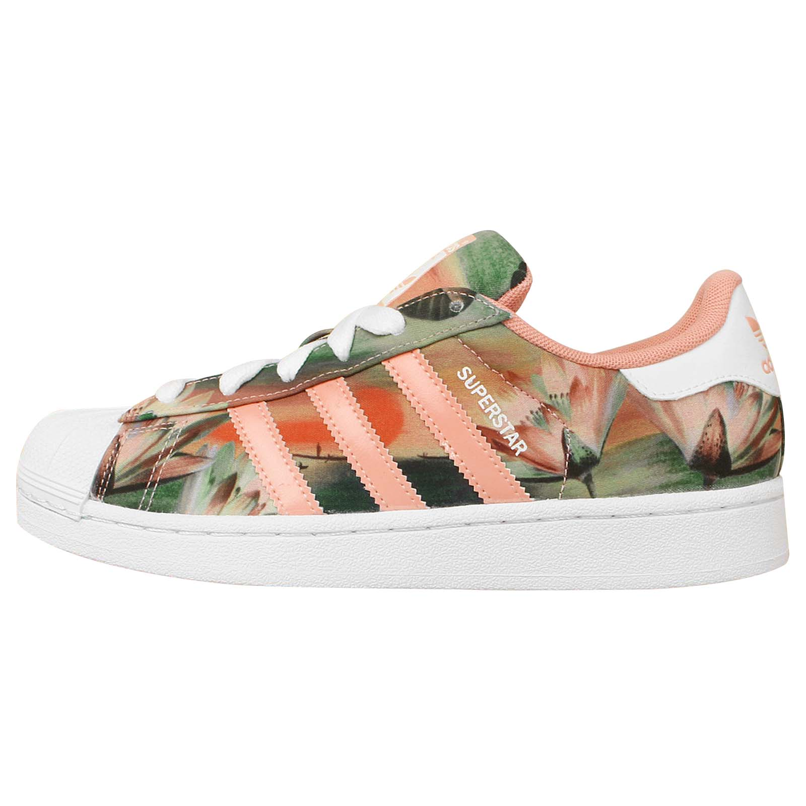 Adidas Originals Superstar W Farm Curso dAgua 2015 Womens ...