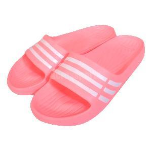Adidas Duramo Sleek W Pink White Womens Sports Slide Slippers B35947
