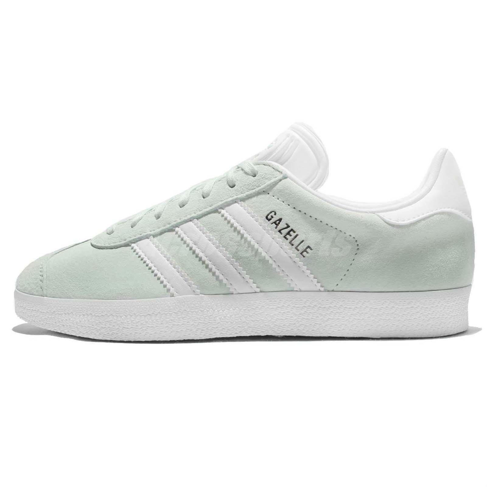 adidas originals gazelle w ice mint green women vintage. Black Bedroom Furniture Sets. Home Design Ideas