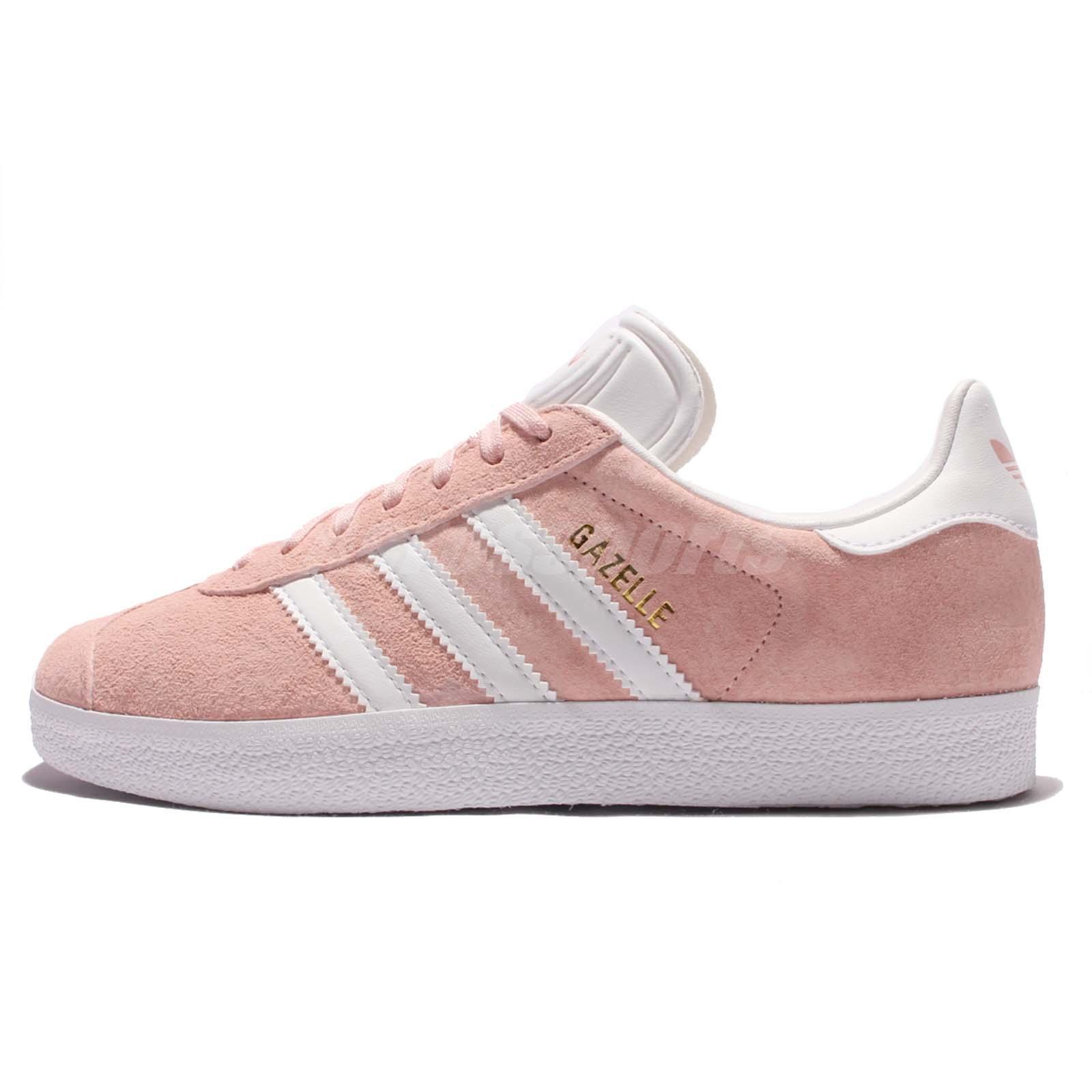 adidas originals footwear gazelle - vapour pink