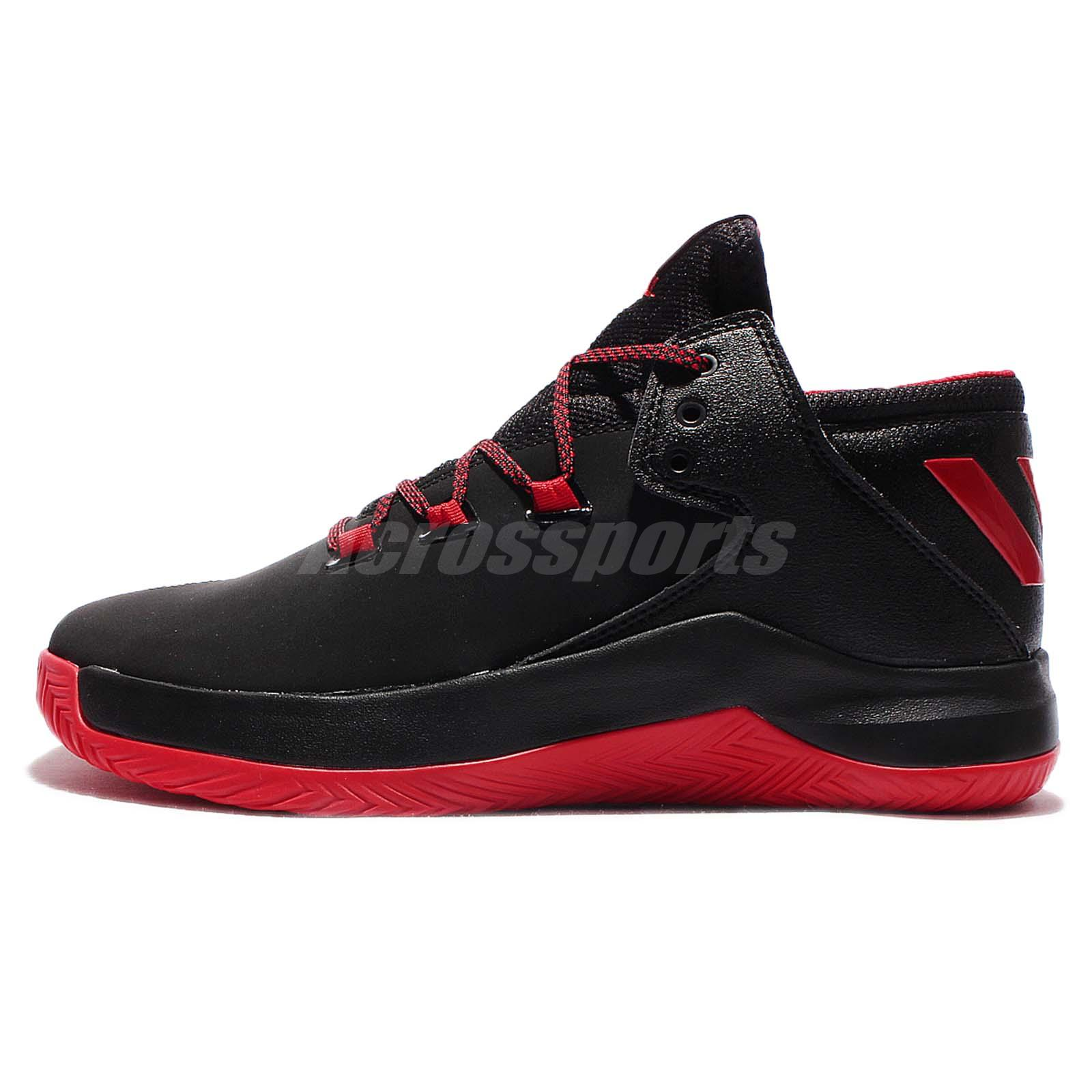 derrick rose shoes red - photo #41