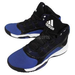 adidas performance lify black blue white mens