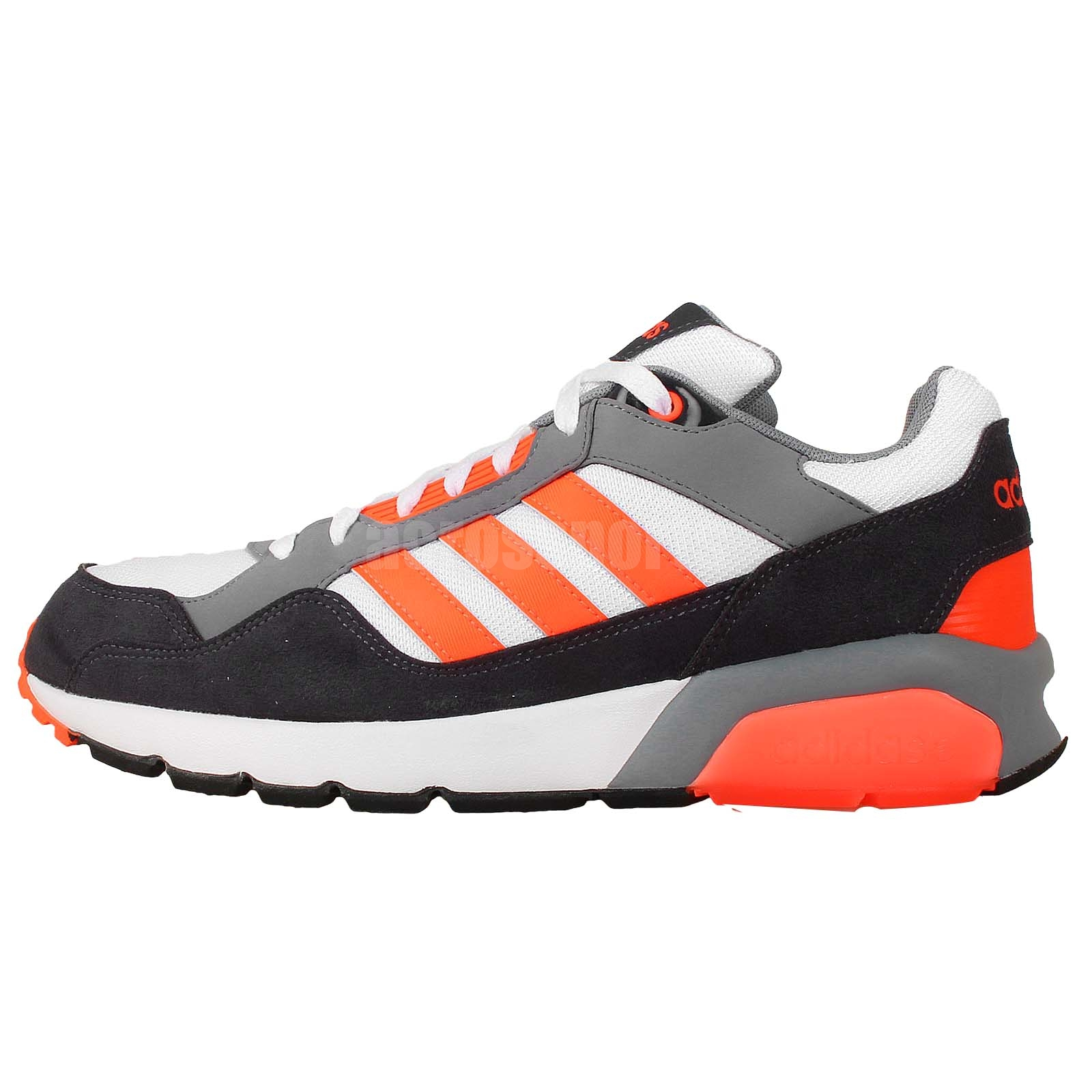 adidas run9tis neo label white orange 2014 mens fashion. Black Bedroom Furniture Sets. Home Design Ideas