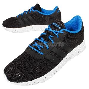 Adidas Neo Blue And Black