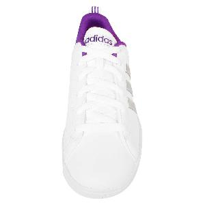 Adidas Neo Advantage White Purple