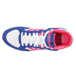 Adidas Neo Blue And Pink
