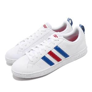 Adidas Neo Red White Blue