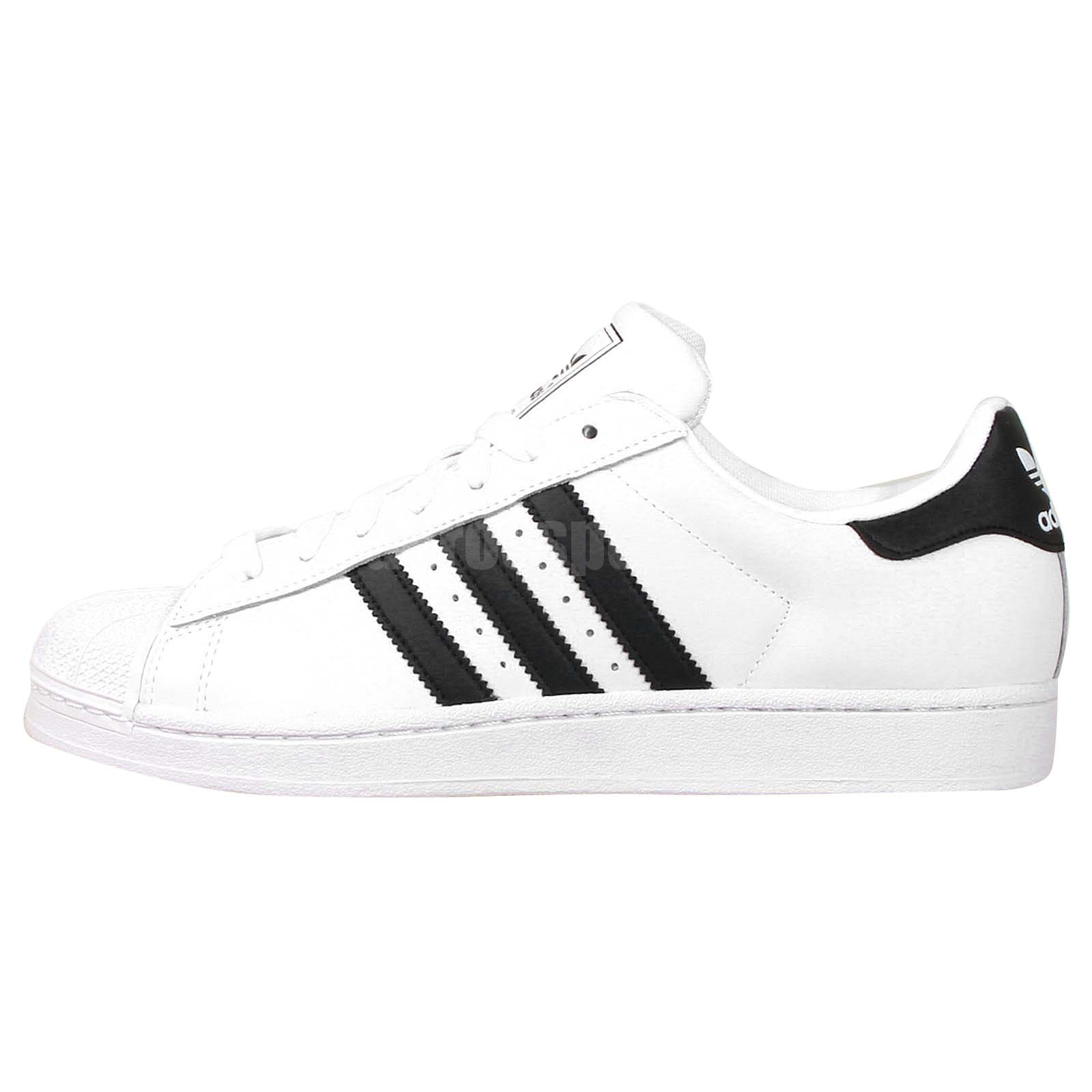 Adidas Originals Superstar II 2 White Black Mens Womens ...