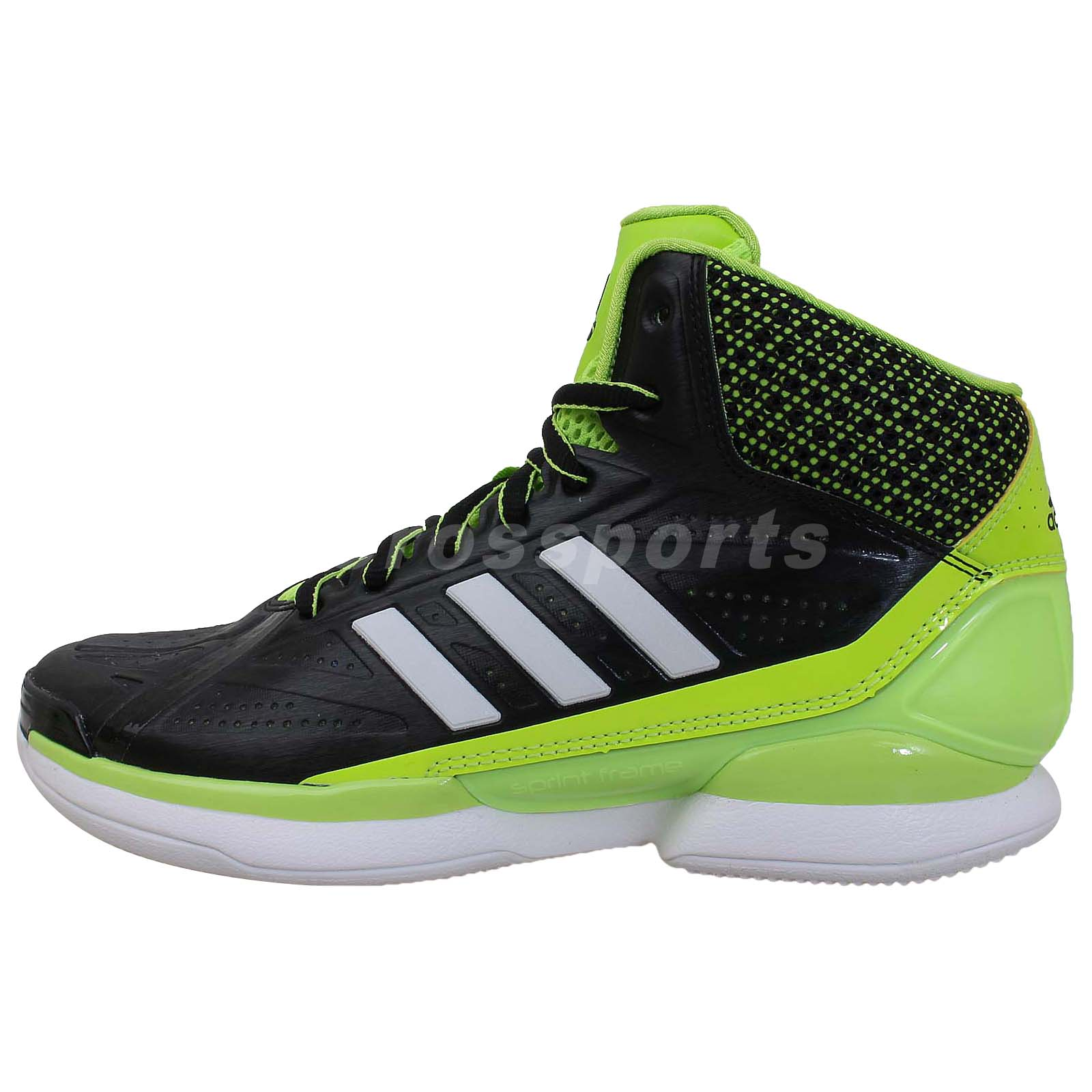 adidas basketball shoes green