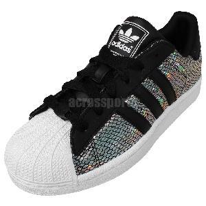 Adidas Superstar Hologram Black