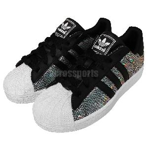 adidas black hologram shoes