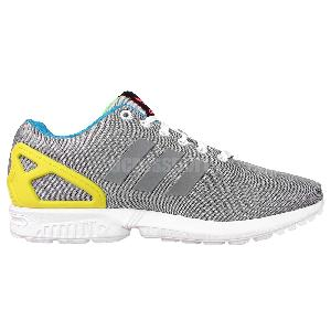 Adidas Zx Flux Grey Yellow