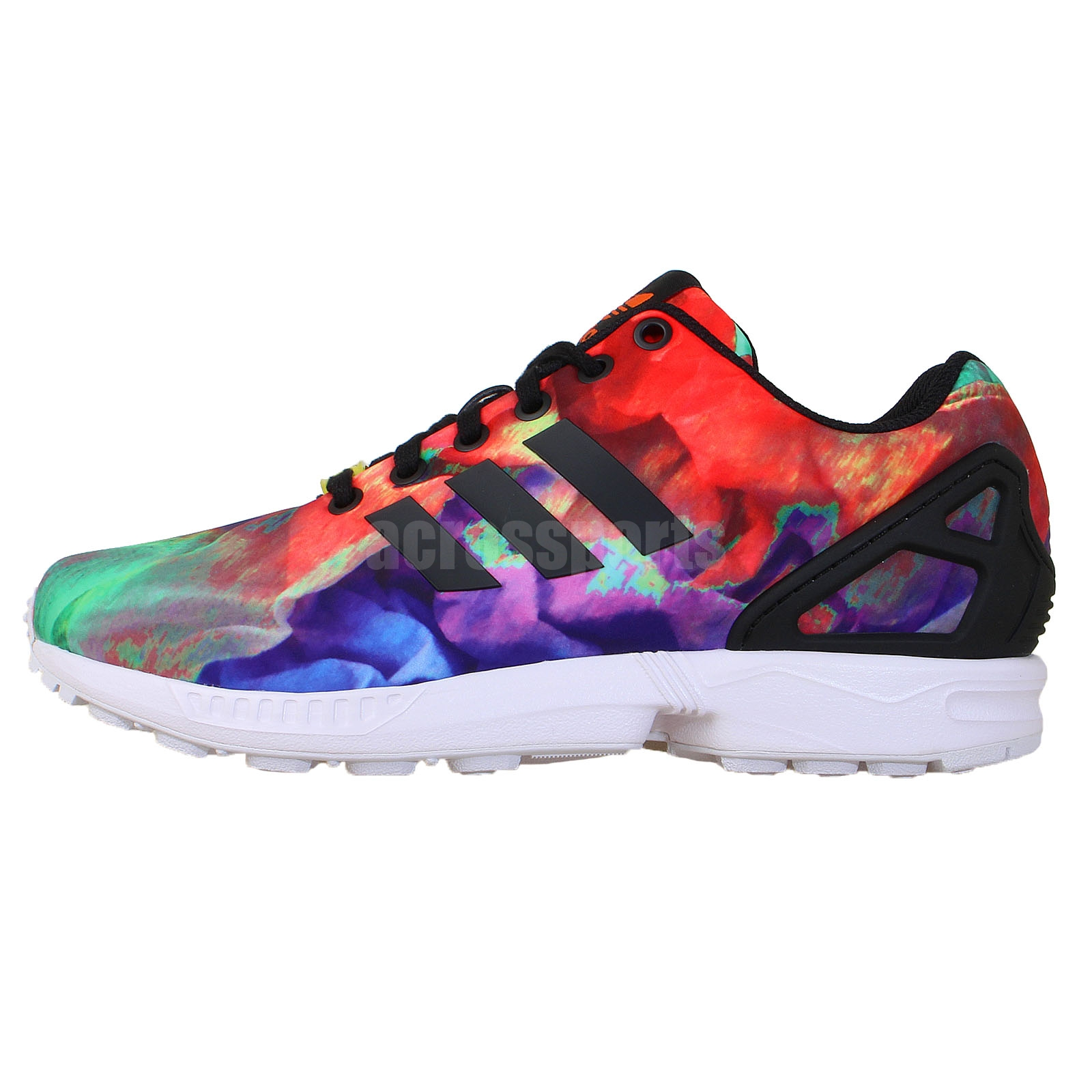 Colorful Adidas Running Shoes