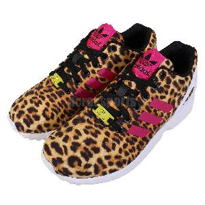 Adidas Zx Flux Torsion Leopard