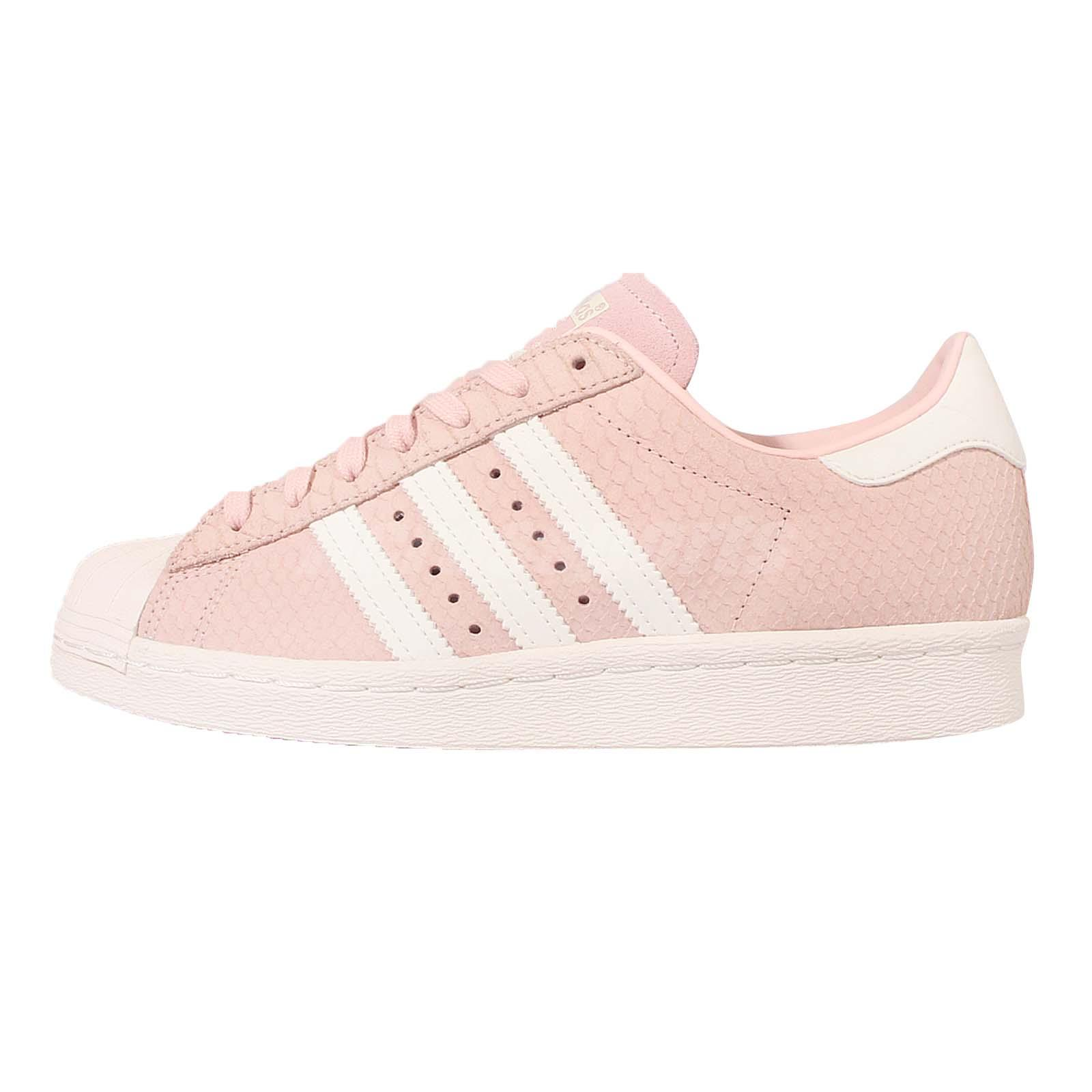 Adidas Superstars 80s Blush Pink