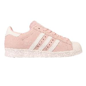 Adidas Superstar Pink And White