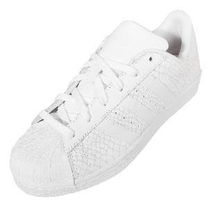 adidas originals superstar w white snakeskin womens casual