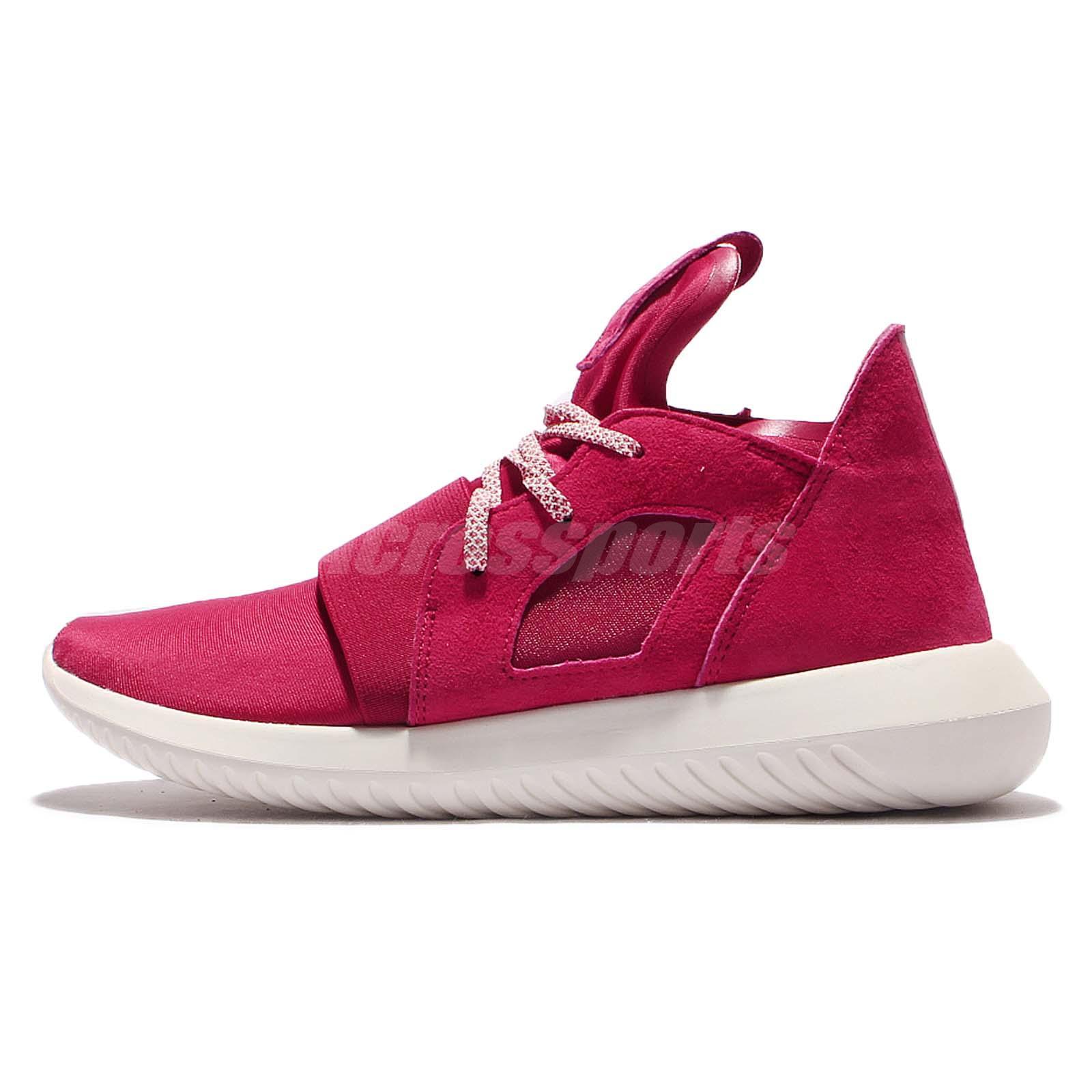 Adidas Tubular Mono Red Ebay