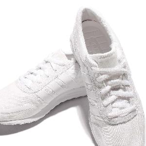 Adidas Los Angeles Triple White