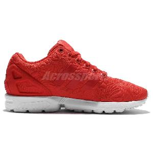 Adidas Flux Red And White