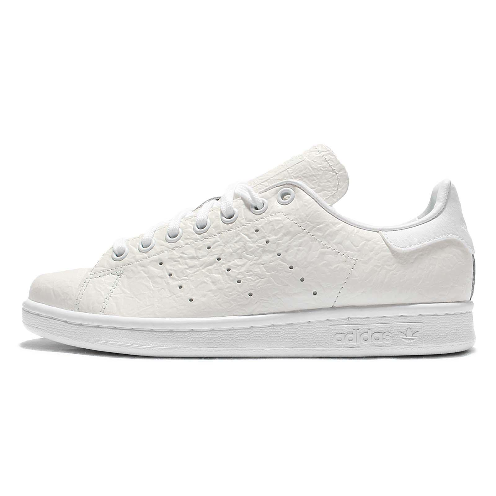 adidas originals stan smith w color change white leather womens shoes s76666 ebay. Black Bedroom Furniture Sets. Home Design Ideas