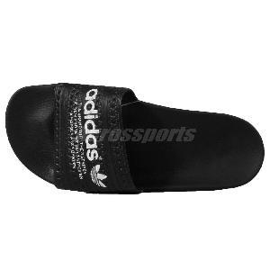 adidas originals adilette black