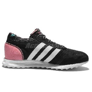 Adidas Los Angeles Black And Pink