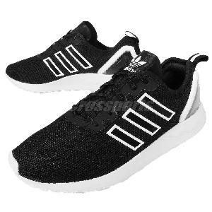 Boyswear's adidas Originals Children Boys ZX Flux 5 8 Trail Trainers