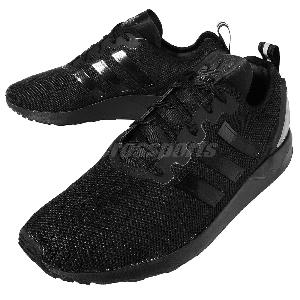 Adidas Originals ZX Flux ADV Black Out Mens Running Shoes Trainers S79010