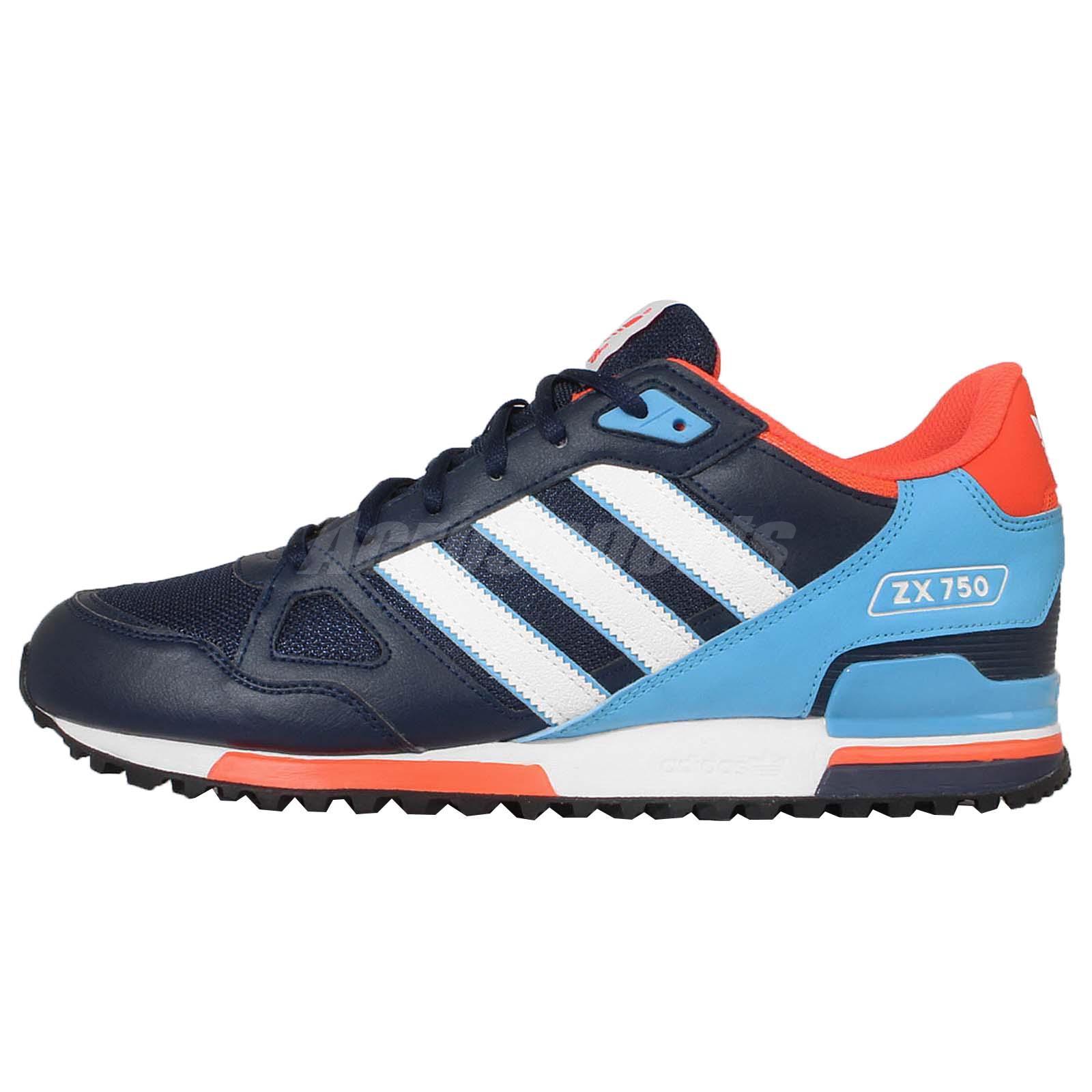 Adidas Zx Navy Blue
