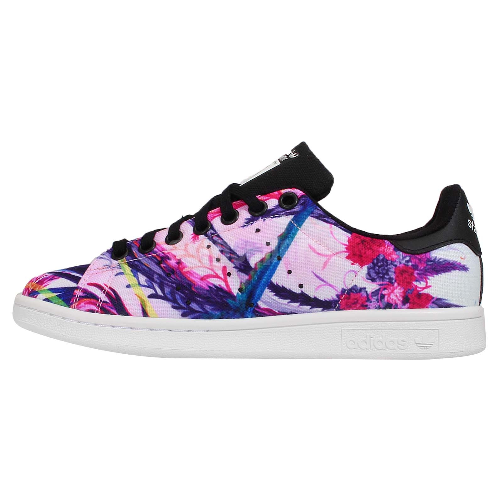 adidas Originals Stan Smith W Digital Graphic Print Womens Running Shoes S81229