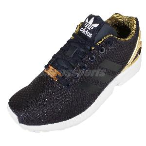 Adidas Originals Zx Flux W Gold