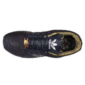 Adidas Zx Flux Black And Gold Singapore