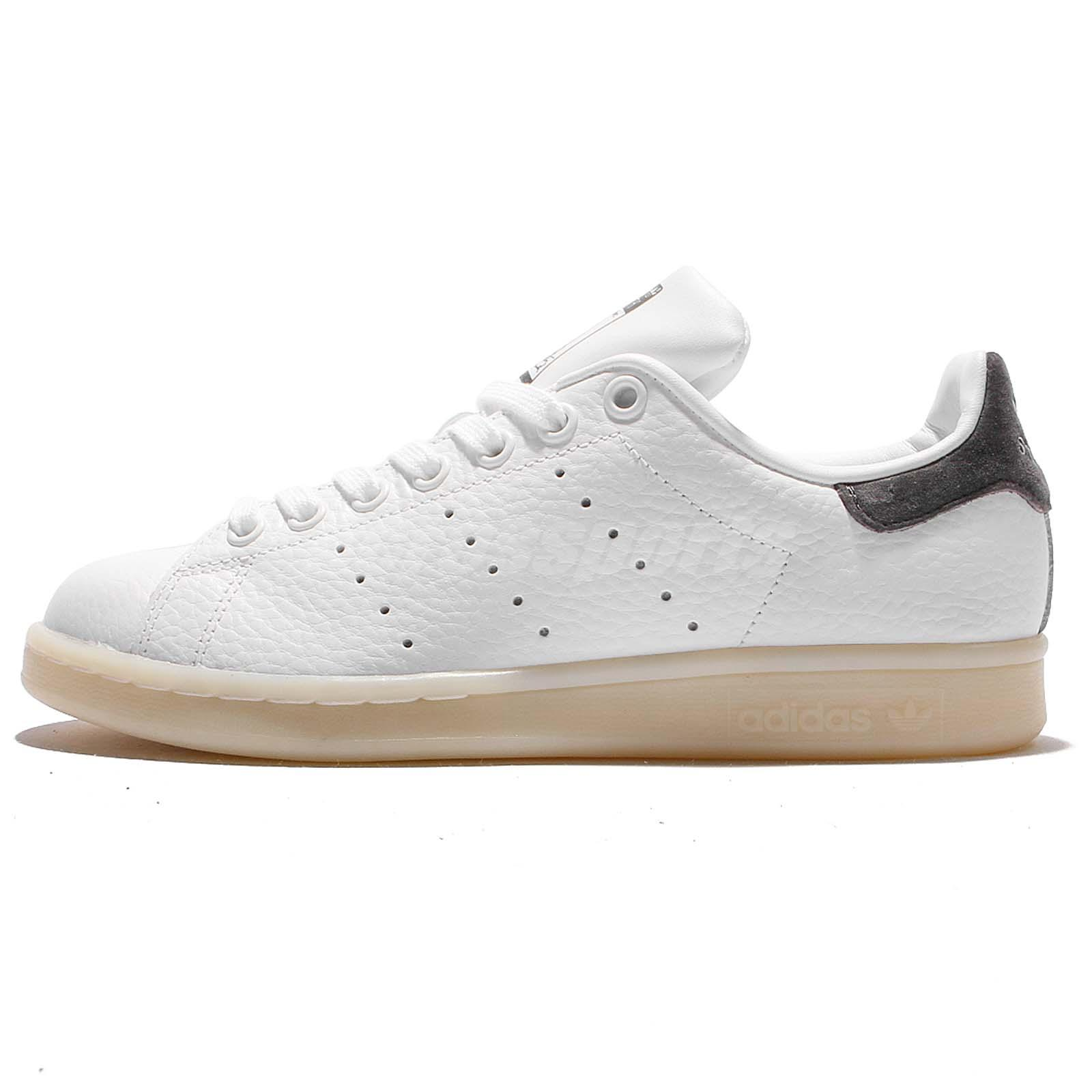 adidas originals stan smith leather white black men classic shoes sneaker s82255. Black Bedroom Furniture Sets. Home Design Ideas