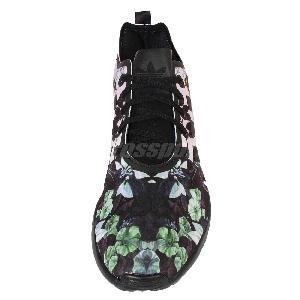 ADIDAS ZX Flux Smooth Sneakers voor Vrouwen Roze