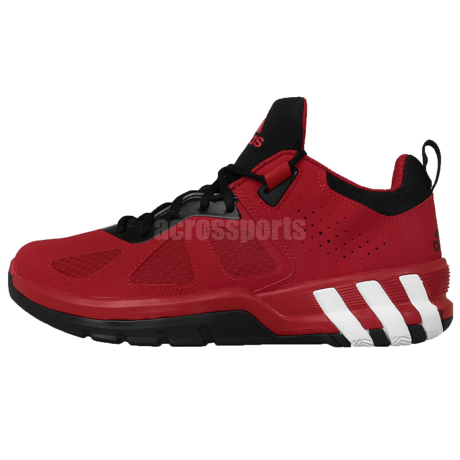 adidas crazyquick street red black 2015 mens basketball