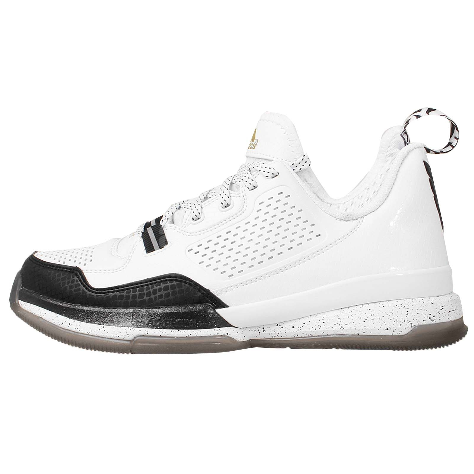 Damian Lillard All White Shoes